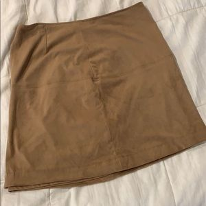 Artisan NY suede skirt - 6